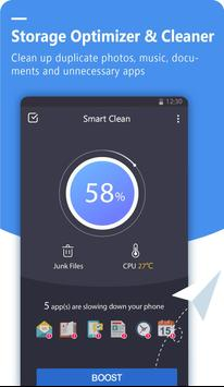 Smart Cleaner poster
