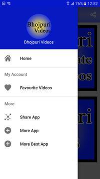 Bhojpuri All New Videos apk screenshot