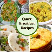 Quick Breakfast Recipes icon