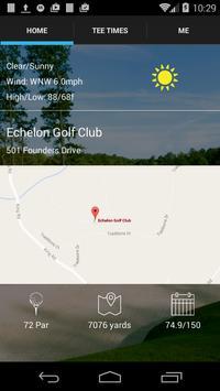Echelon Golf Tee Times screenshot 1