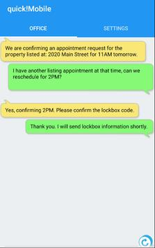 quick!Mobile apk screenshot