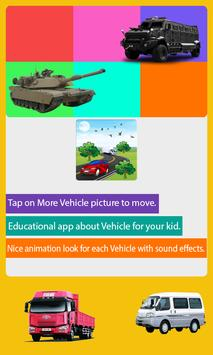 Vehicle Kid Zone screenshot 3
