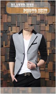 Blazer Men Photo Suit screenshot 2