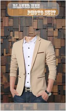 Blazer Men Photo Suit screenshot 3