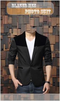 Blazer Men Photo Suit apk screenshot