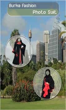 Burka Fashion Photo Suit poster