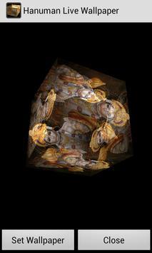 Hanuman Cube Livewallpaper poster