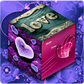 Love Cube Livewallpaper icon