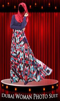 Dubai Woman Photo Suit poster