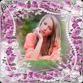 Flower Love Photo Frames icon