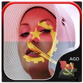 Angola Flag Photo Editor icon