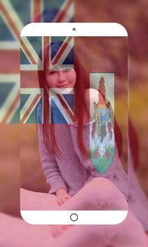 Bermuda Flag Photo Editor screenshot 3