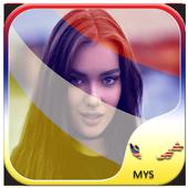 Malaysia Flag Photo Editor icon
