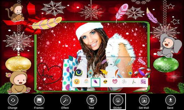 Xmas Photo Frames screenshot 2