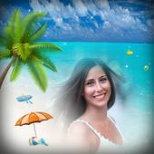 Beach Photo Frames icon