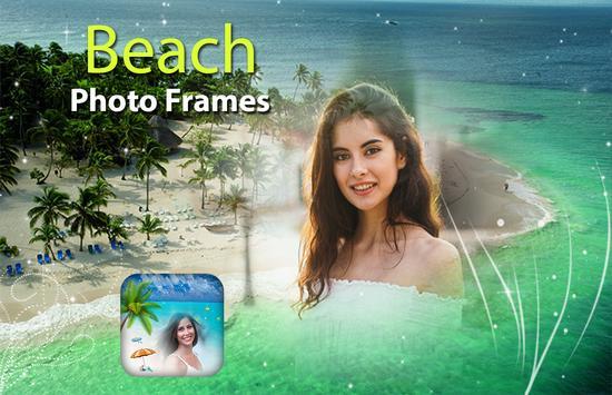 Beach Photo Frames screenshot 1