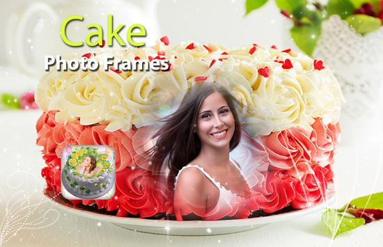 Cake Photo Frames apk screenshot