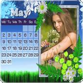 Calendar HD Photo Frames icon
