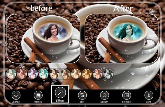 Coffee Cup Photo Frames apk screenshot
