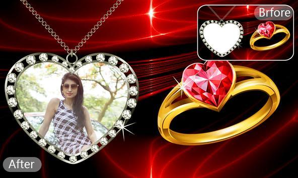 Diamond Photo Frames - luxury stylish pic colorful apk screenshot