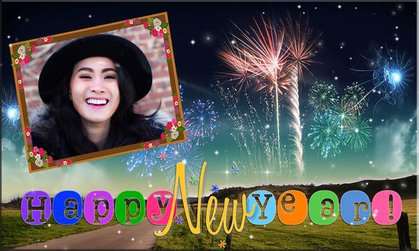 Happy New Year Photo Frames apk screenshot