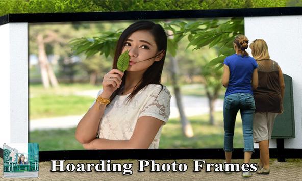 Hoarding Photo Frames apk screenshot