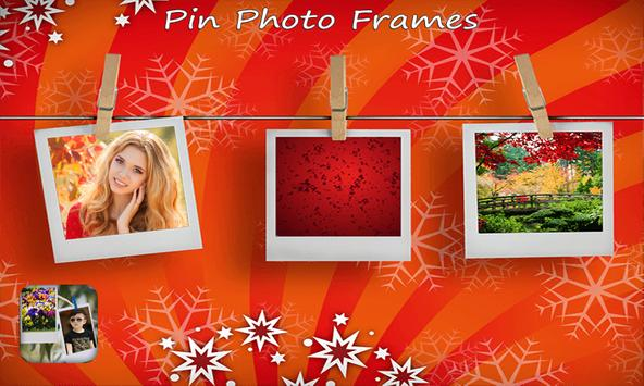Pin Photo Frames screenshot 4