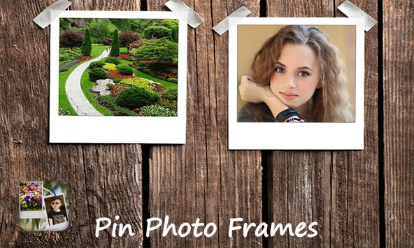 Pin Photo Frames screenshot 5