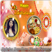Raksha Bandhan Photo Frames icon