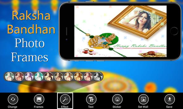 Raksha Bandhan Photo Frames poster