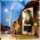 Street Poster Photo Frames – movie fx photo editor icon