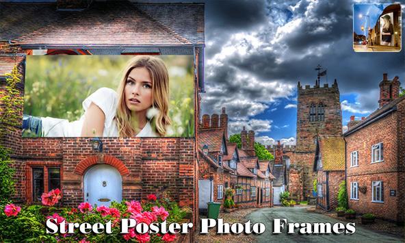Street Poster Photo Frames – movie fx photo editor apk screenshot