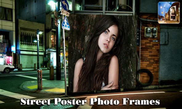Street Poster Photo Frames – movie fx photo editor poster