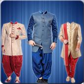 Indian Sherwani Photo Suit icon