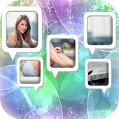 Digital 3D Pic Frames icon