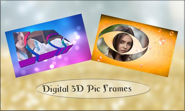 Digital 3D Pic Frames screenshot 4