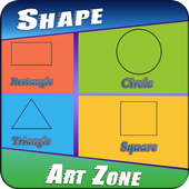 Shape Art Zone icon
