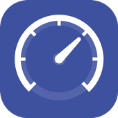 Net speed Meter : Internet  Bandwidth Speed Test icon