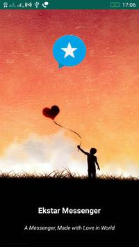 Ekstar Messenger poster