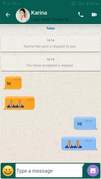Ekstar Messenger screenshot 1