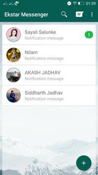Ekstar Messenger screenshot 3