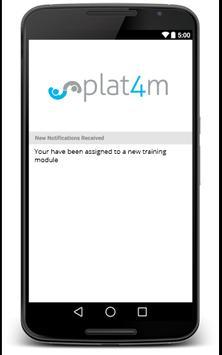 Plat4m apk screenshot