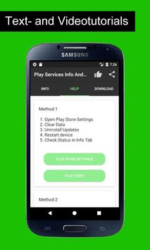 Fix for Google Play Services stopped and update poster