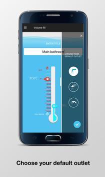 Tissino Digital Shower App poster