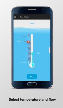 Tissino Digital Shower App apk screenshot