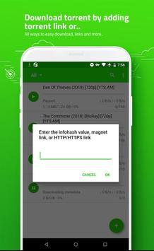 eTorrent - Torrent Downloader screenshot 3