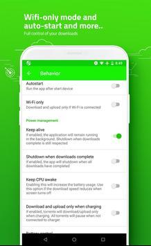 eTorrent - Torrent Downloader screenshot 4