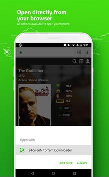 eTorrent - Torrent Downloader screenshot 5