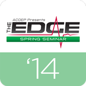 ACOEP The Edge-Spring Seminar icon
