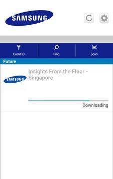 Samsung IFF screenshot 1